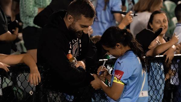 Pic Special: W-League Sydney FC v Adelaide