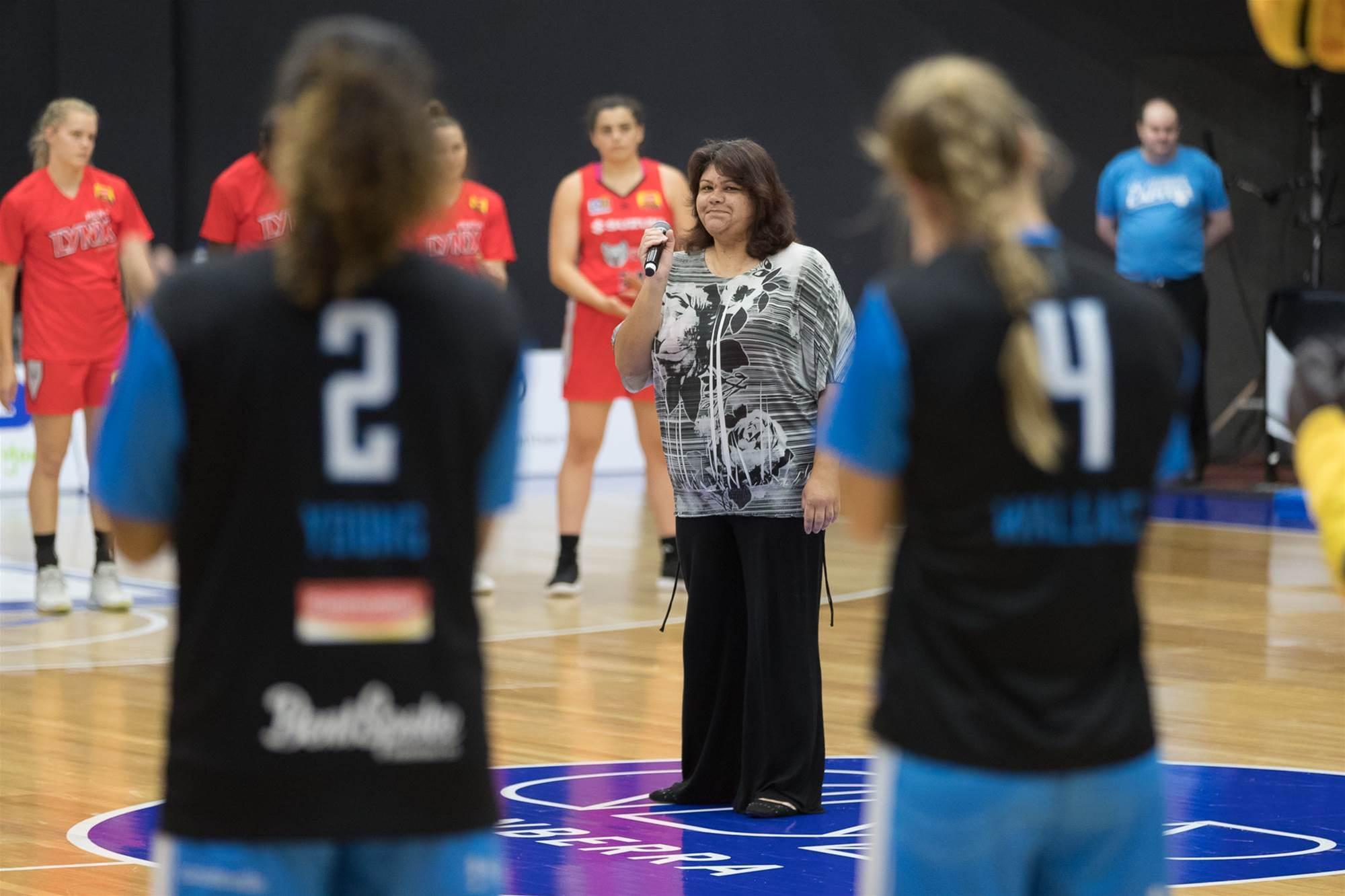 WNBL pic special: UC Capitals vs Perth Lynx