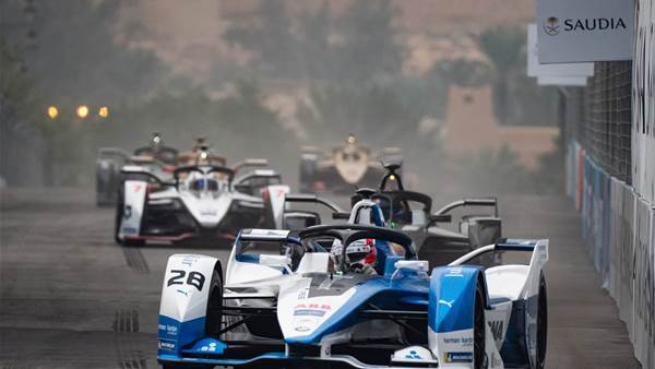 Pic special: Formula E season opener