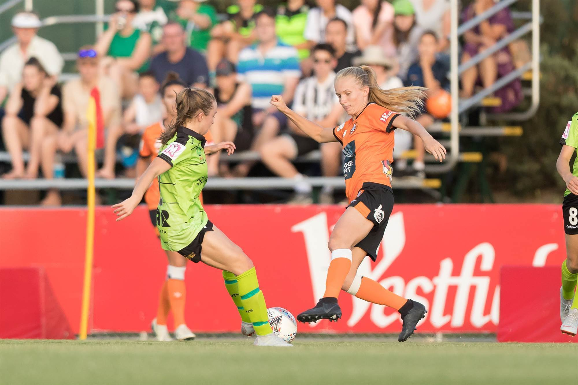 W-League pic special: Canberra United v Brisbane Roar