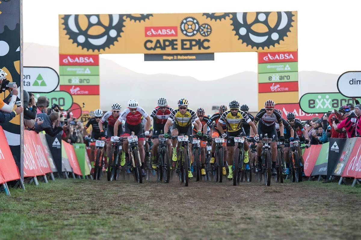 2018 Cape Epic Stage 2 Highlights