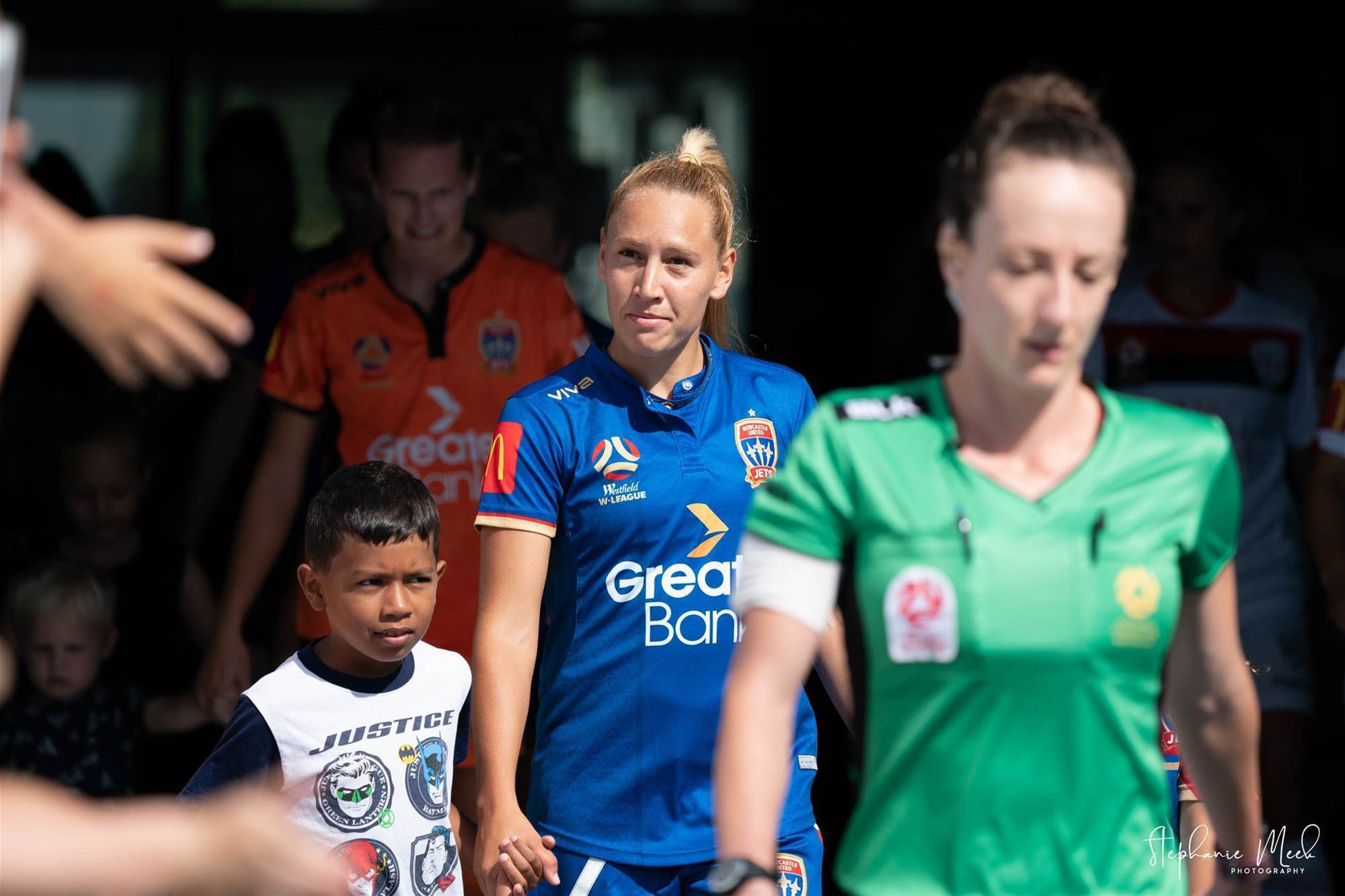 W-League pic special: Newcastle v Adelaide