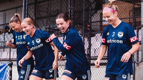 W-League Pics: Melbourne Victory vs Melbourne City