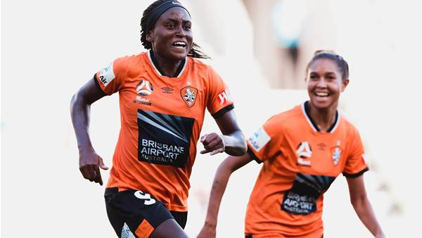 W-League Pics: Melbourne City vs Brisbane Roar