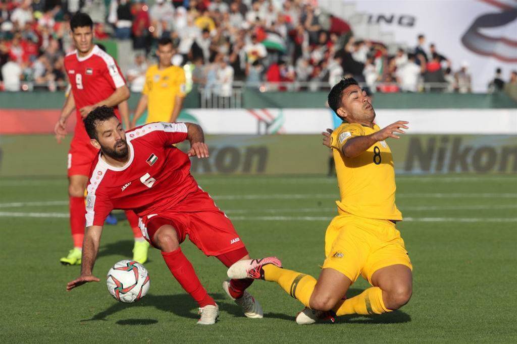 Arnie's redemption: Socceroos pic special