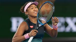 Pic special: Naomi Osaka vs Karolina Plíšková - Semi Final - Australian Open