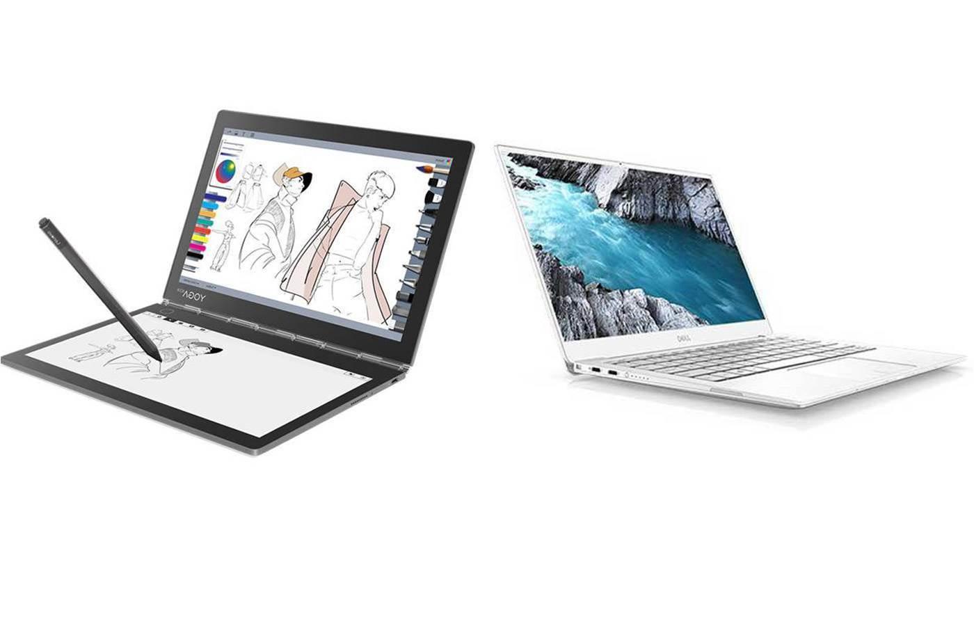 Head-to-head: Dell XPS 13 VS Lenovo Yoga C930