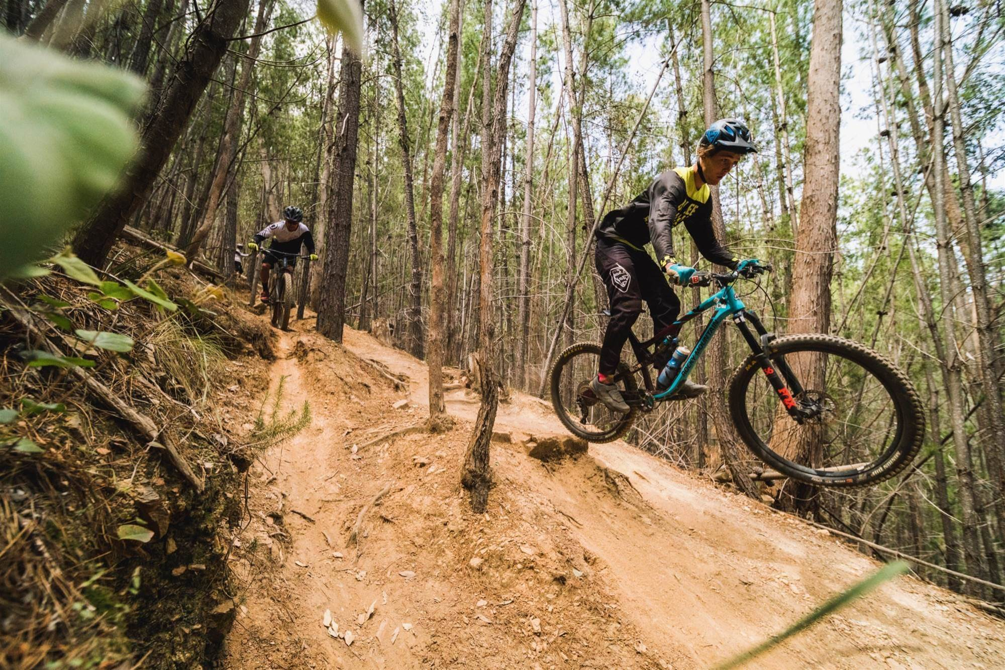 Mountain Biking in Victoria's Alpine Foothills