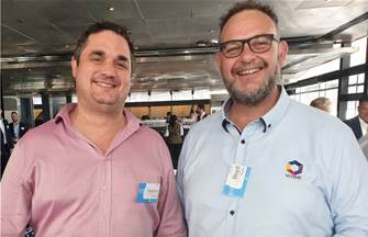 Channel plays at Bluechip's 2019 launch lunch