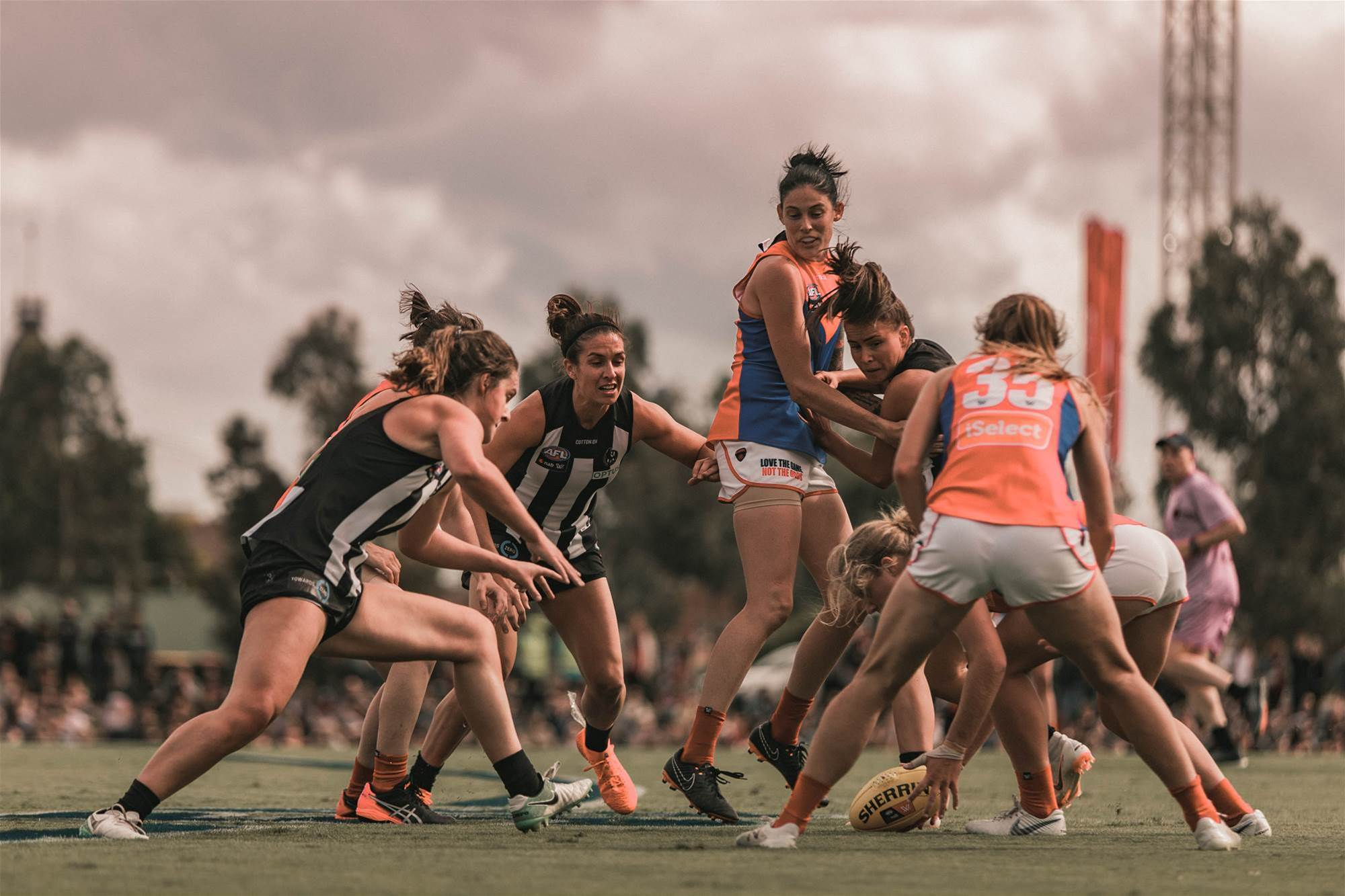 AFLW Pic Special: Pies v Dees