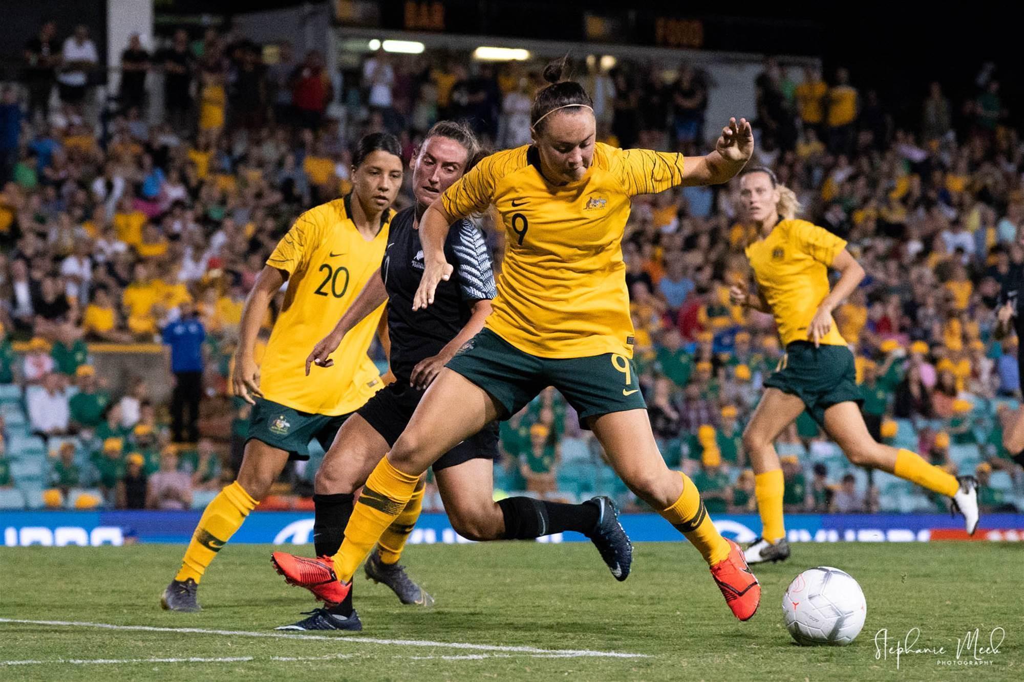 Pic Special: Australia v New Zealand
