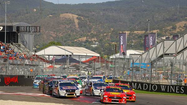 Pic special: Adelaide Supercars