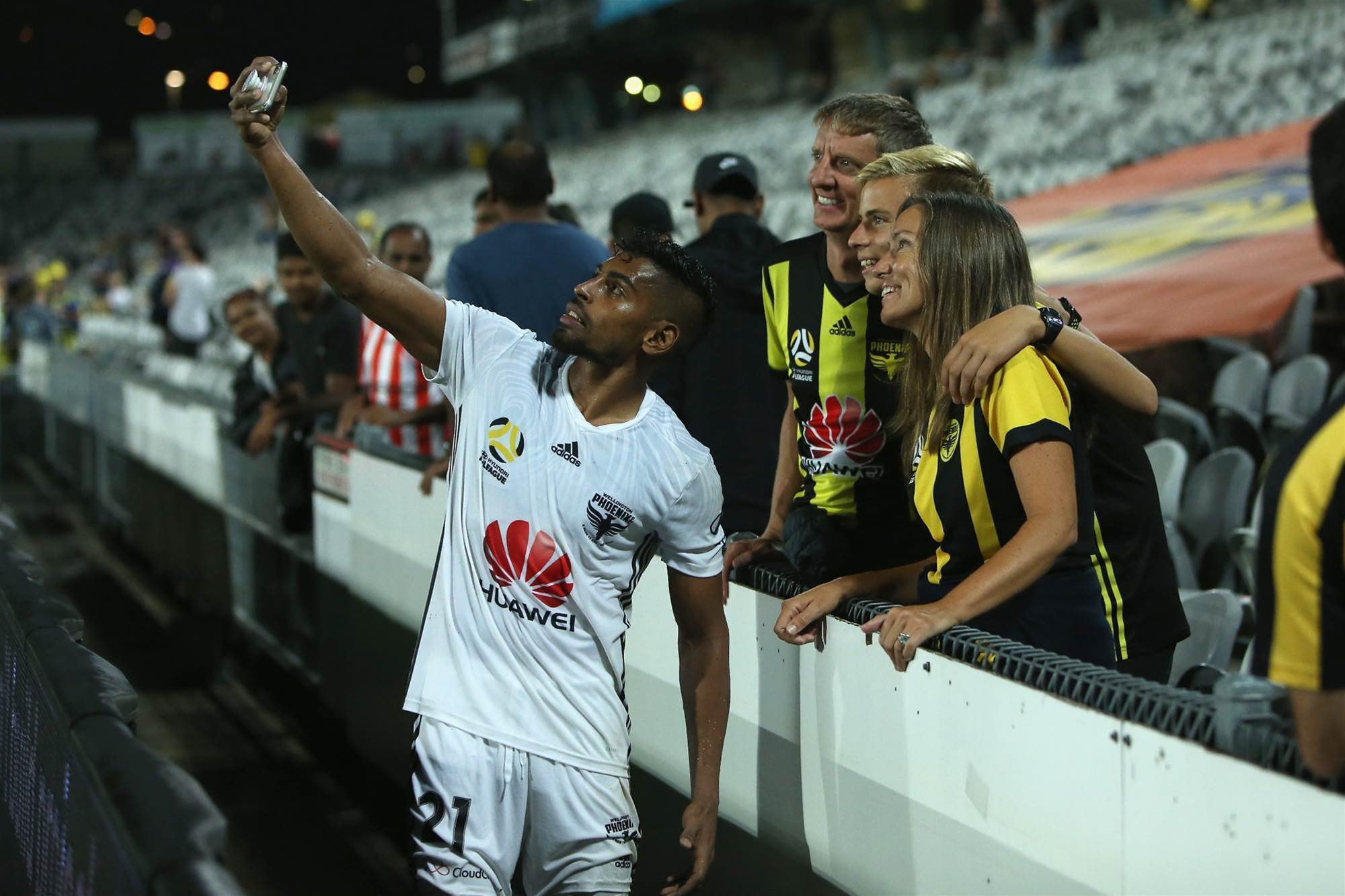A-League Round 21 pic special