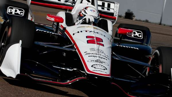 Pic special: St Petersburg Indycars