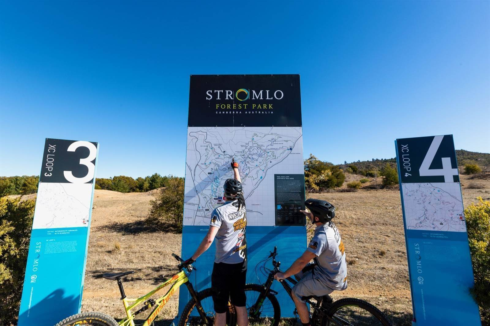 Places That Rock: Mt Stromlo