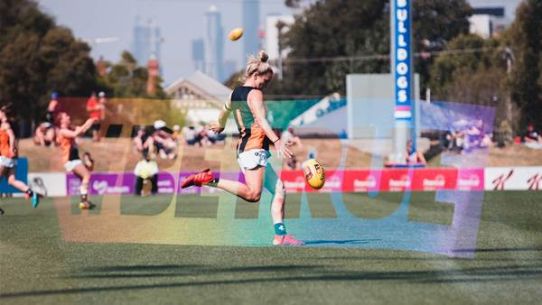 AFLW pic special: Western Bulldogs vs Carlton Blues