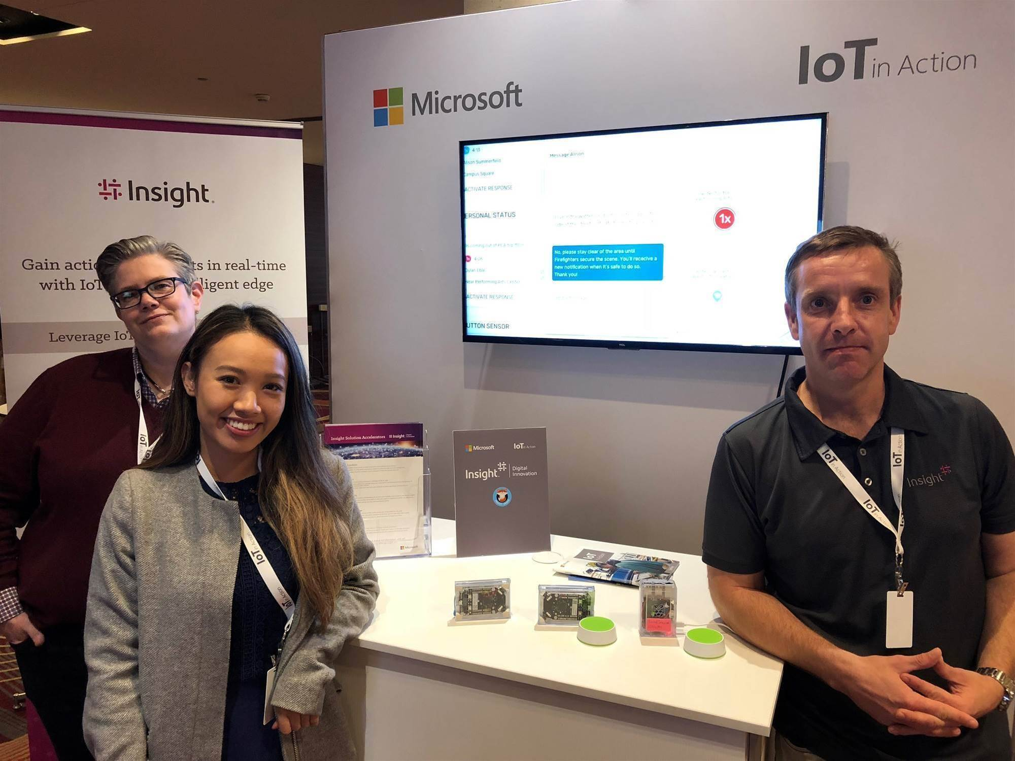Photos: the IoT in Action event in Sydney