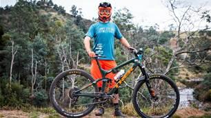 Bike Check: Ben Forbes' EWS Trek Slash