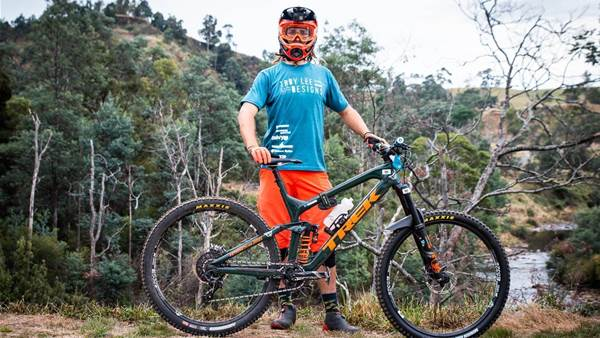 Bike Check: Ben Forbes' EWS Trek Slash