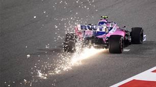 In pics: Bahrain's spectacular F1 thriller