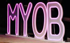 MYOB names top ANZ partners