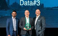 Data#3, Dicker, Ingram win top honours from Schneider