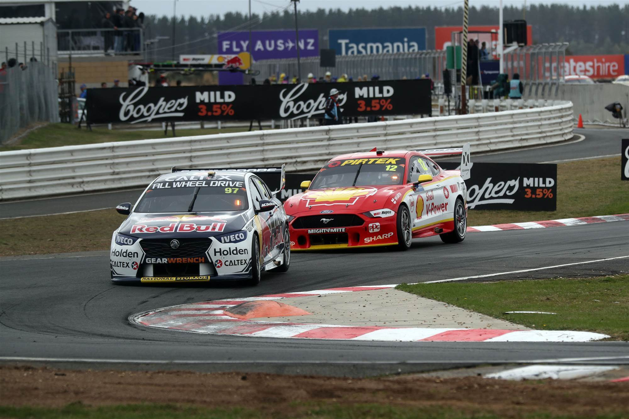 Pic special: Symmons Plains Supercars