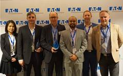 Eaton partners spark up at first LeverEDGE awards