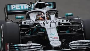 In pics: Hamilton's F1 Chinese takeaway
