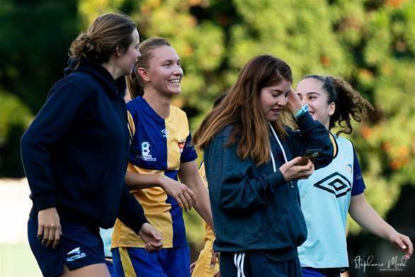 Pic Special: Sydney University SFC v Emerging Jets