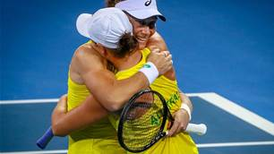 Pic special: Australia's Fed Cup victory