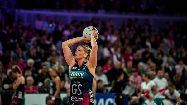 Pic special: Melbourne Vixens v Giants Netball