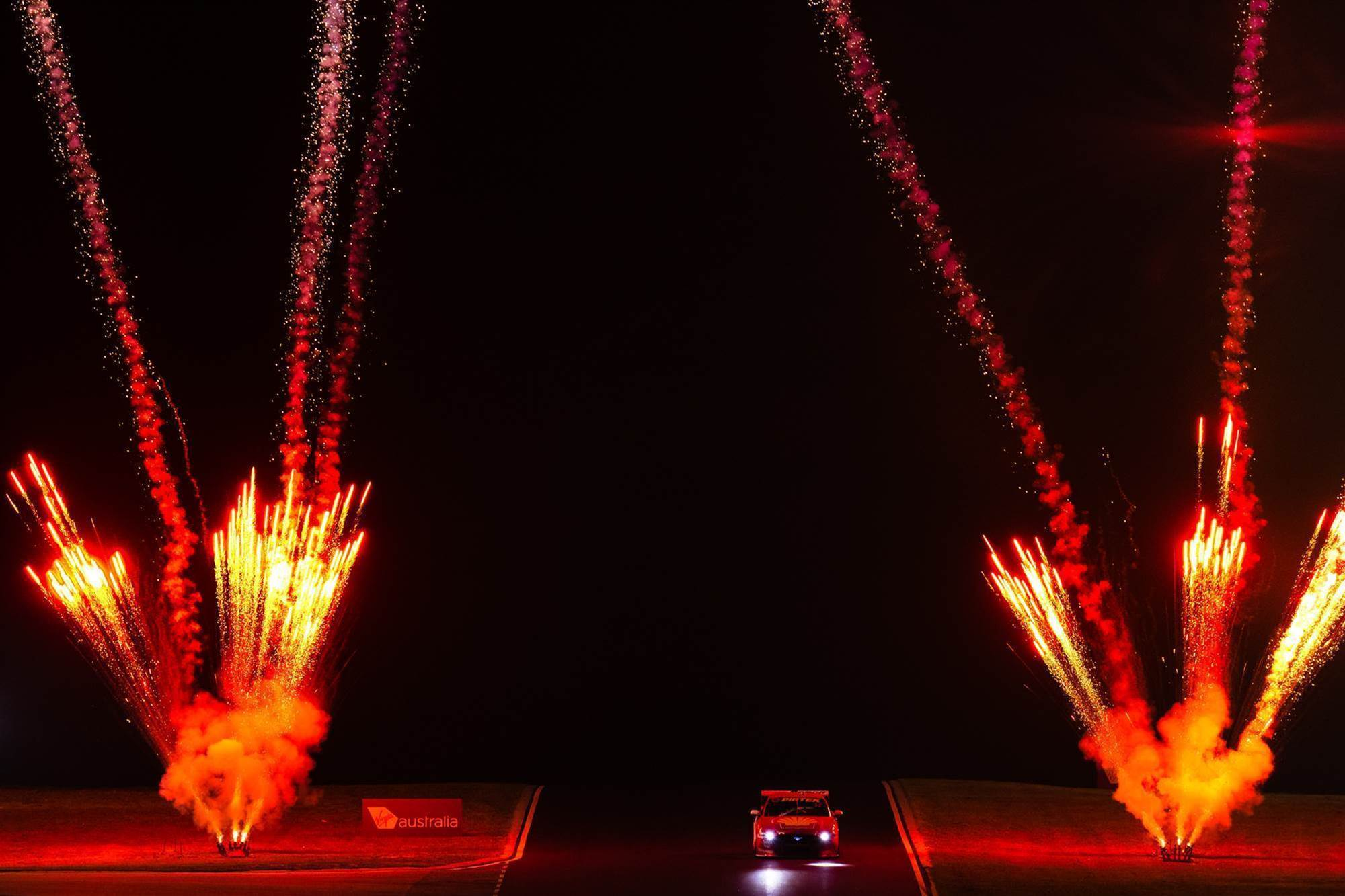 Pic Special: Supercars Perth Supernight