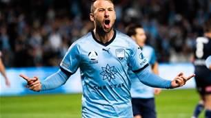 Pic Special: A-League Semi Final Sydney FC v Melbourne Victory