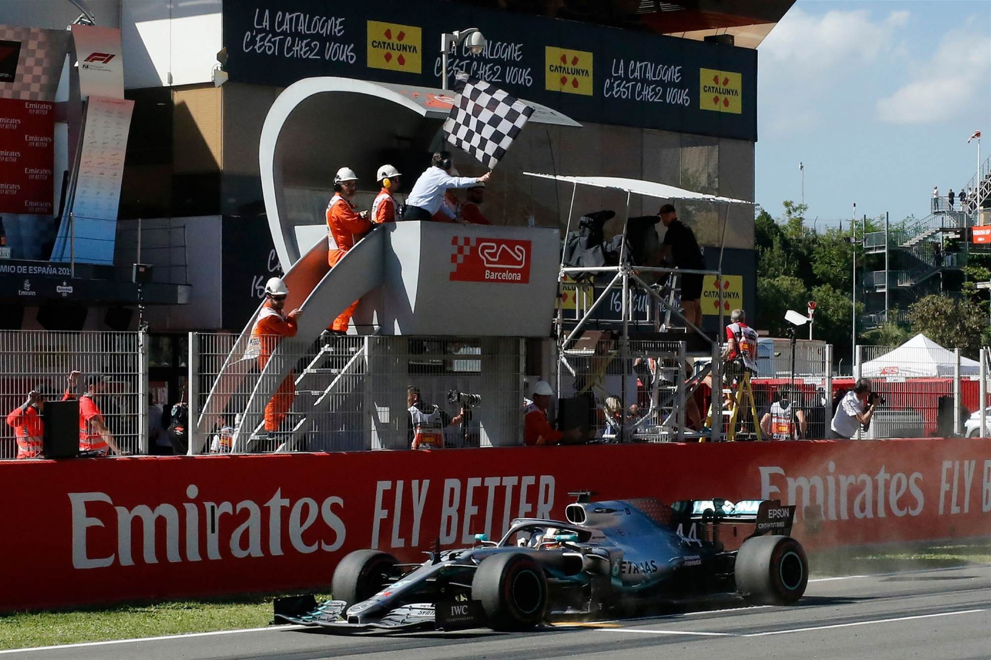 Pic special: Spain F1