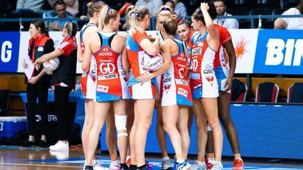 Pic Special: NSW Swifts v Sunshine Coast Lightning