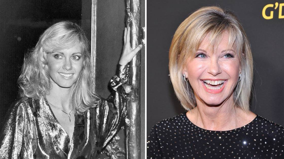 What 20 Celebrities Over 60 Looked Like When They Were Younger