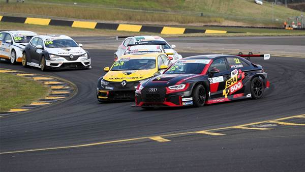 Pic special: TCR kicks off at Eastern Creek