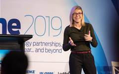 Who'd we spot at CRN Pipeline Sydney 2019?