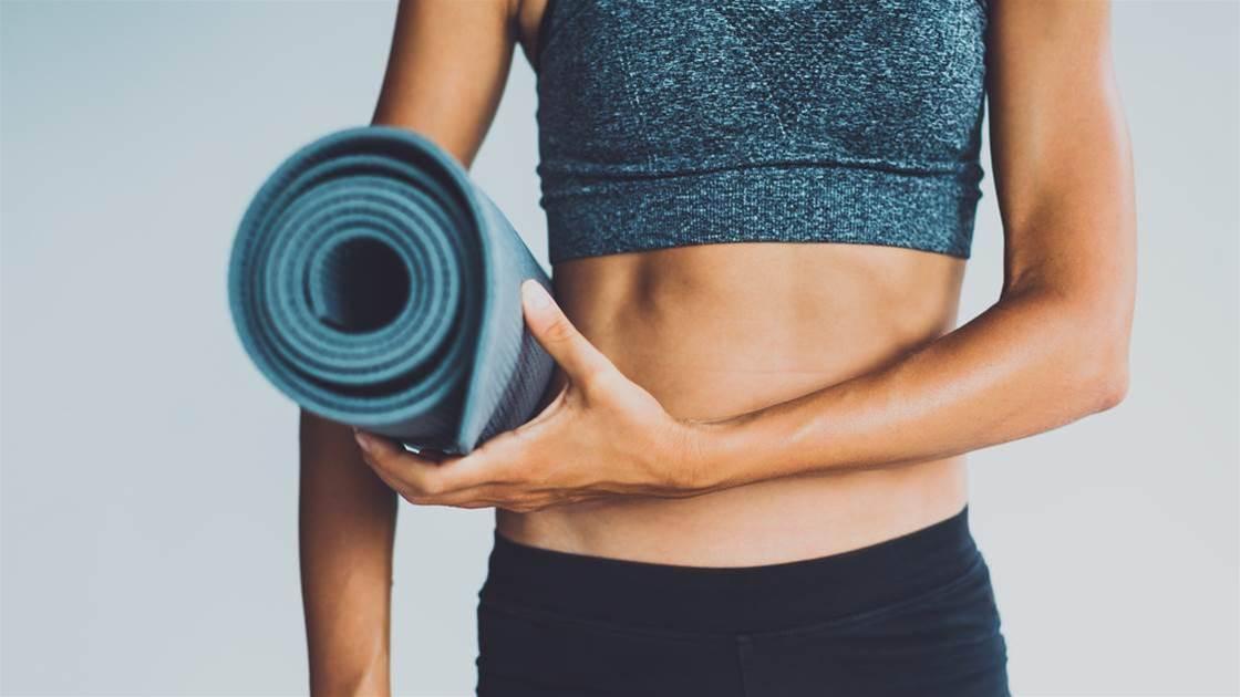 6 Pilates Moves To Flatten Your Belly