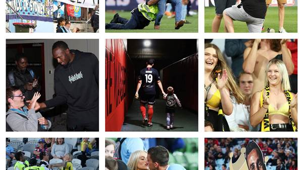 Heartwarming, jaw-dropping and stomach turning fan moments of 2018/19