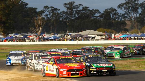 Pic special: Winton Supercars