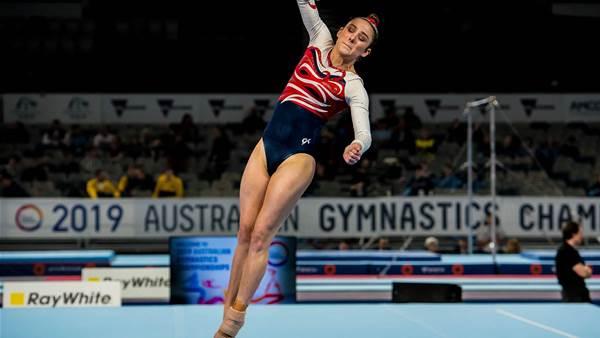 Editors choice: Australian Gymnastics Championships