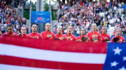 WWC pic special: USA v Thailand