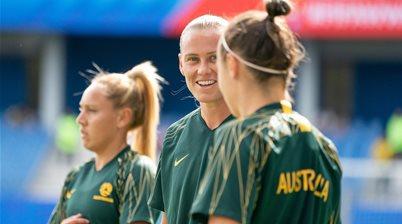 WWC pic special: Australia v Brazil
