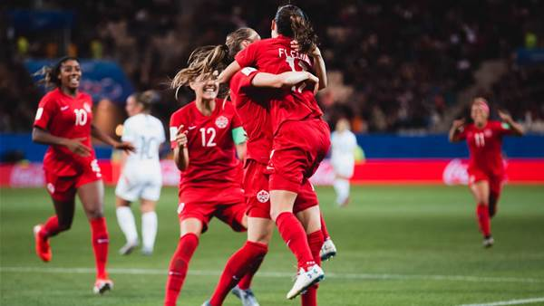 WWC Pic special: Canada v New Zealand