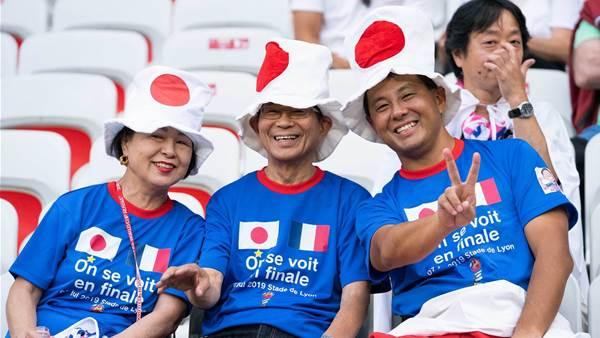WWC Pic Special: England v Japan