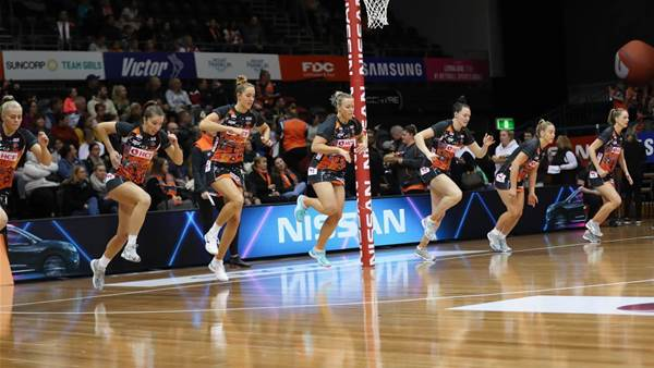 Pic Special: Giants v Vixens