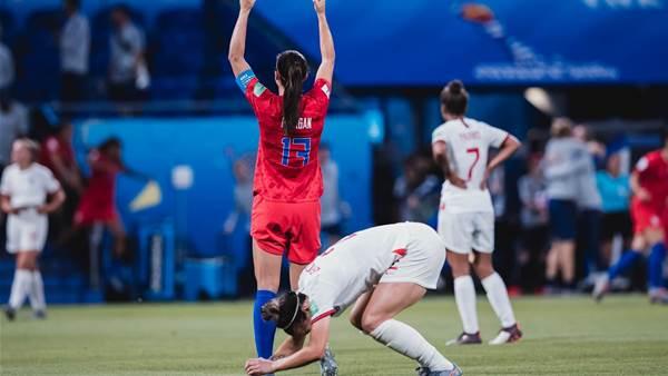 WWC Pic Special: England vs USA