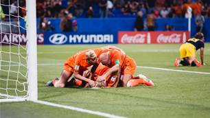 WWC Gallery: Netherlands vs Sweden